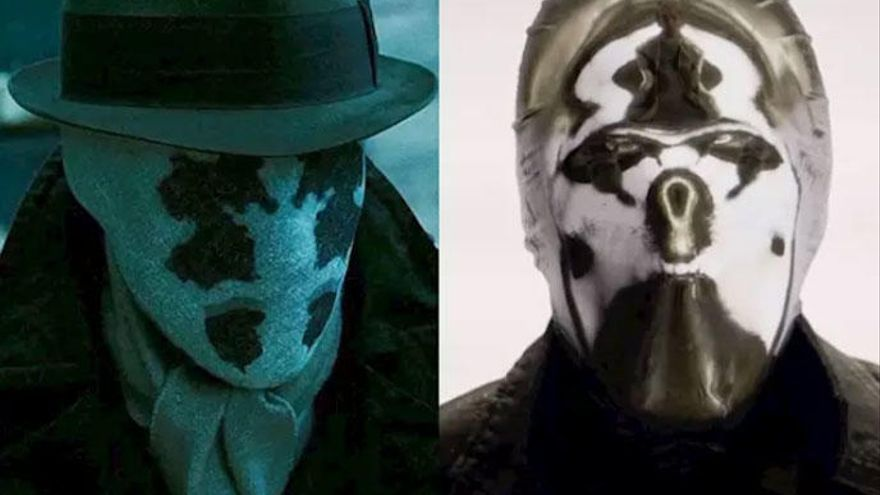 'Watchmen': ¿Cuál es la relación entre Rorschach y Espejo?