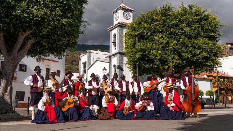 Ronda de Lo Divino de la Agrupación Folklórica Chajoigo