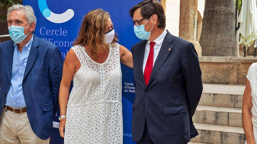 Illa elogia el modelo federalista  de Baleares frente a «la visión conservadora que defienden otros»