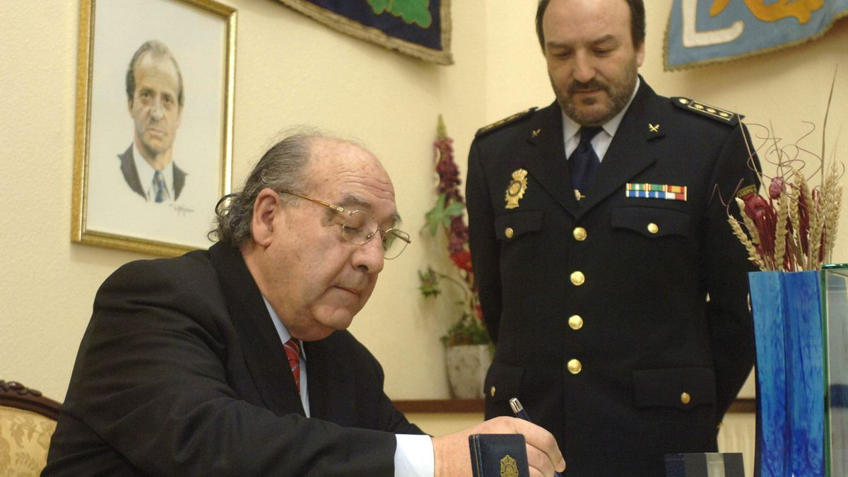 Xosé Luis Barreiro, en una imagen de archivo