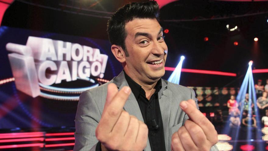 El terrible momento que tuvo que vivir un concursante de Ahora Caigo en Antena 3
