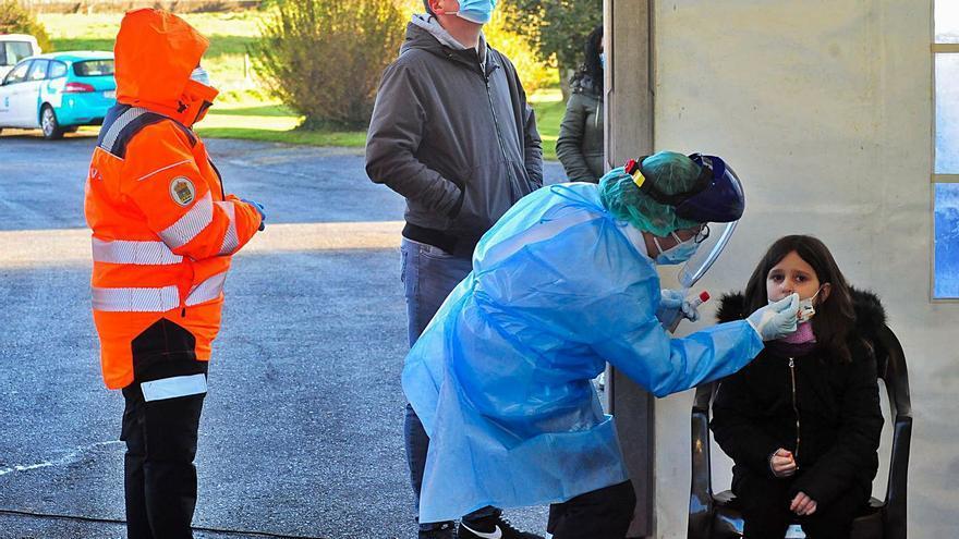 La tercera ola estalla en el área: 126 contagios en un solo día, 1.088 casos activos y 77 hospitalizados
