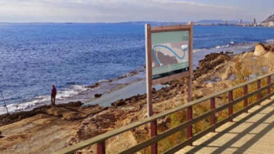 El Consell blindará del ladrillo el Cabo de las Huertas y el Faro de Santa Pola