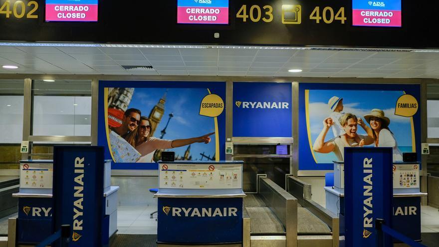 La Audiencia Nacional avala el cierre de las bases de Ryanair en el Archipiélago