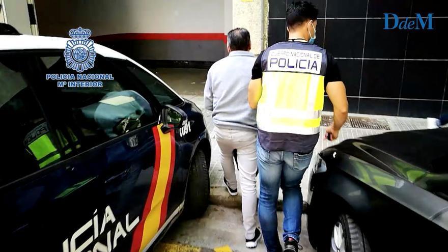 La investigación del tiroteo entre clanes de Son Gotleu se salda con ocho detenciones