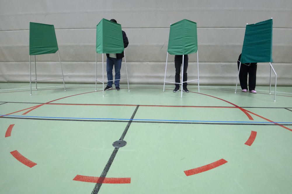 European Parliament election in Sweden