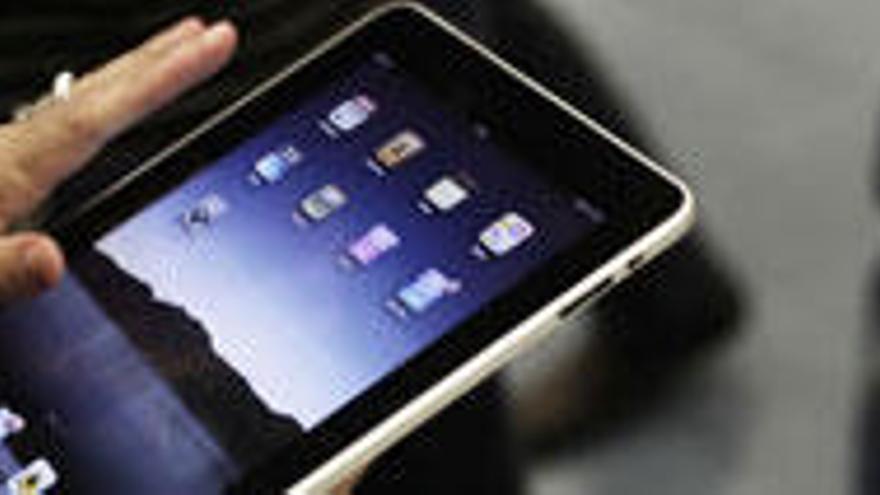 El iPad llega mañana a España