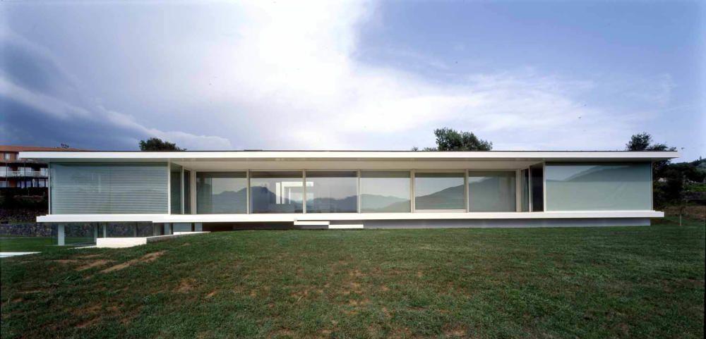 Casa Mirador (Olot, 2000)