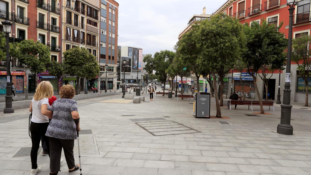 Madrid aplica nuevas medidas de restricción para atajar el avance de la pandemia