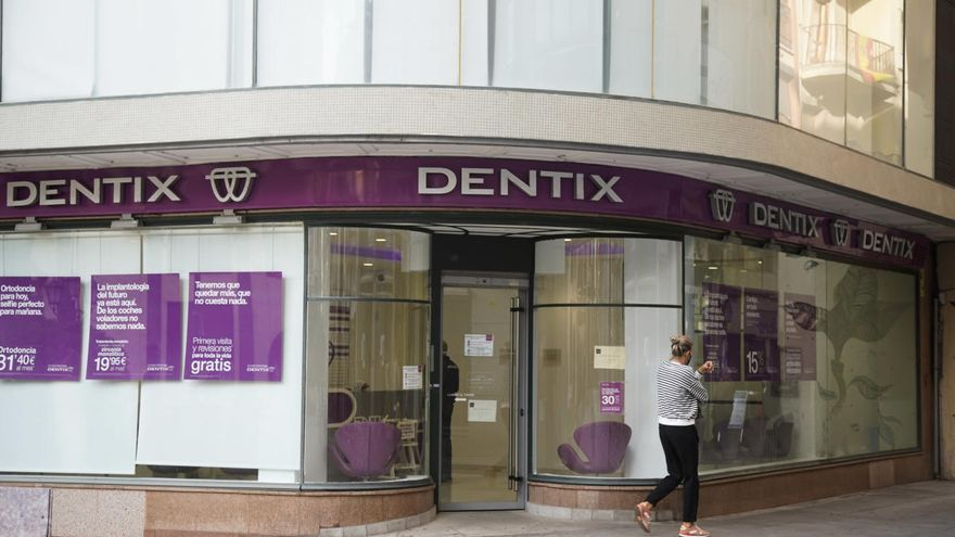 Chaos um bankrotte Zahnarzt-Kette Dentix auf Mallorca