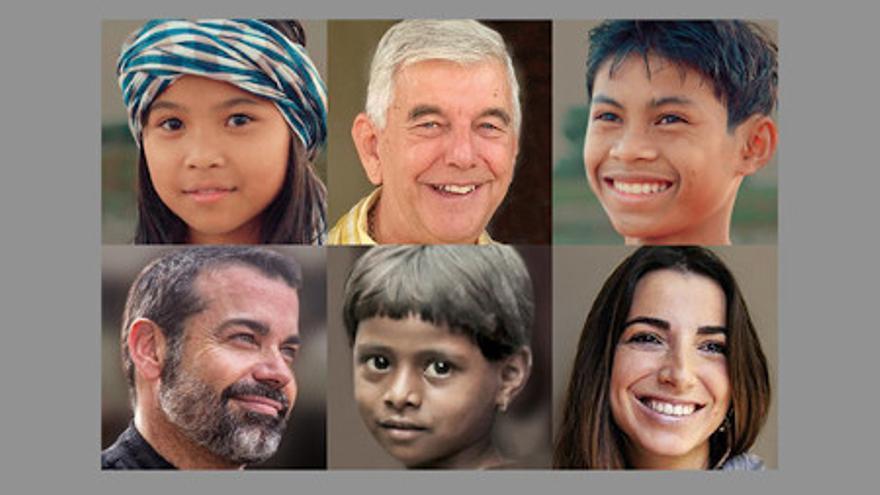 Ciclo de cine documental 'Líderes sociales': 'Sonrisas con futuro'