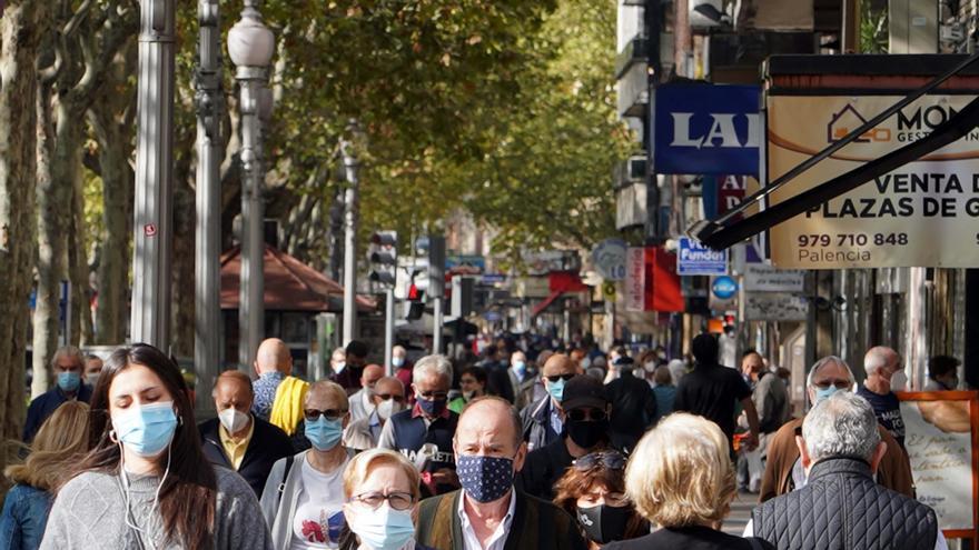 La movilidad en Castilla y León supera los niveles previos a la tercera ola del COVID