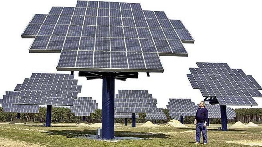La energía solar vuelve a brillar en España