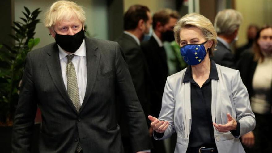 La UE seguirá negociando mientras haya opciones de acuerdo con Reino Unido