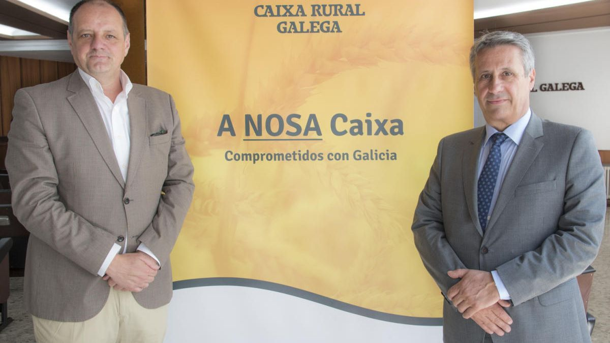 Caixa Rural Galega aumenta o beneficio ata os 5,5 millóns
