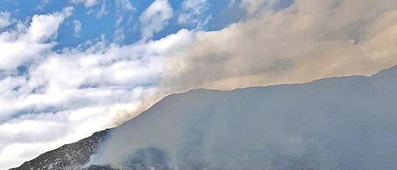 El incendio de Peñamellera Baja.   ATBRIF