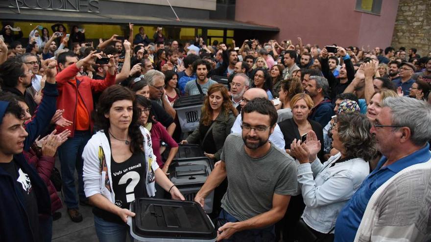 Manresa commemorarà un any de l'1-O amb un gran acte a la plaça Major