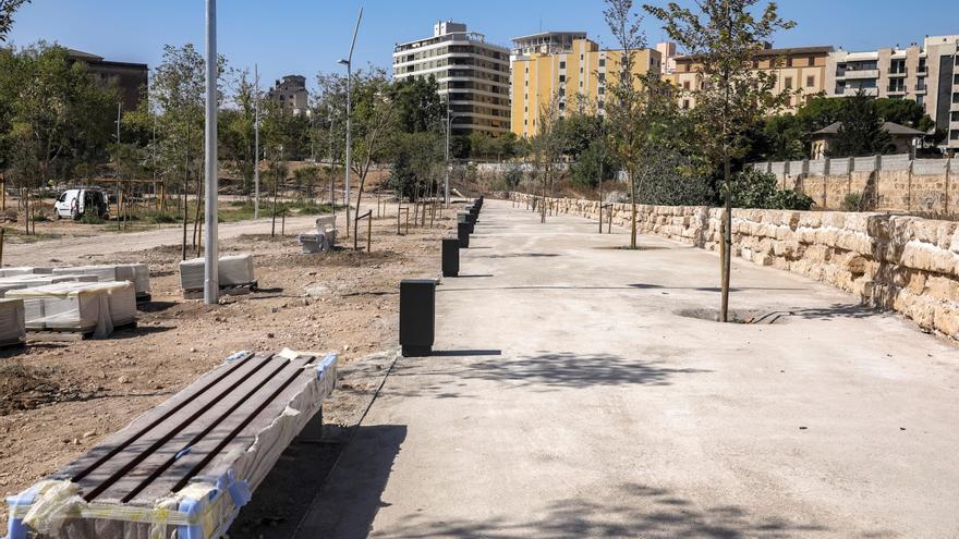 Las obras del parque del canódromo siguen sin ser recepcionadas