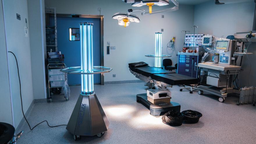 El hospital Recoletas invierte en Zamora más de 60.000 euros en un pionero sistema de seguridad anti-COVID