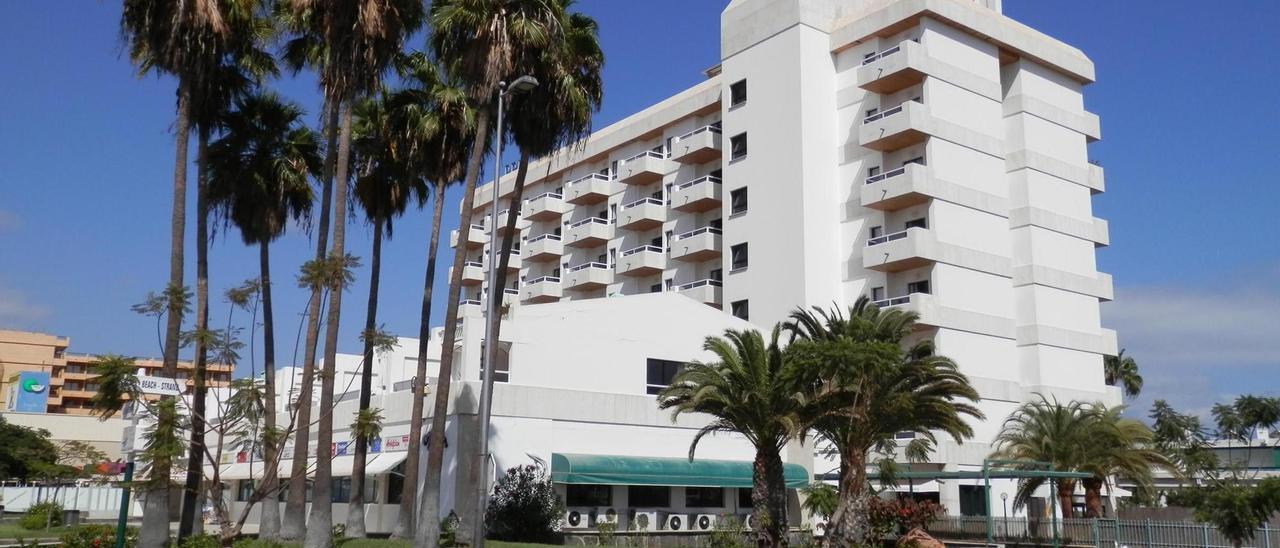 Hotel Principado de Playa del Inglés.