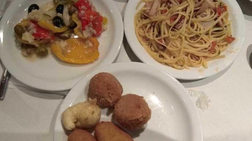 Interior investiga el menú de Nochebuena de la Policía desplazada a Cataluña