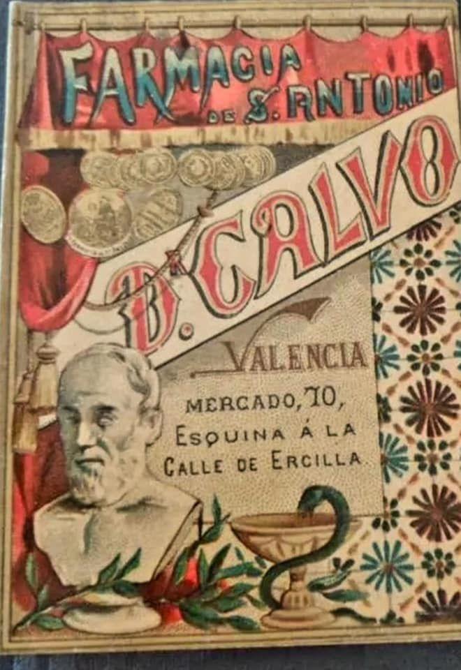 Aparece una botella de la Farmacia del Mercado Central enterrada hace más de 120 años