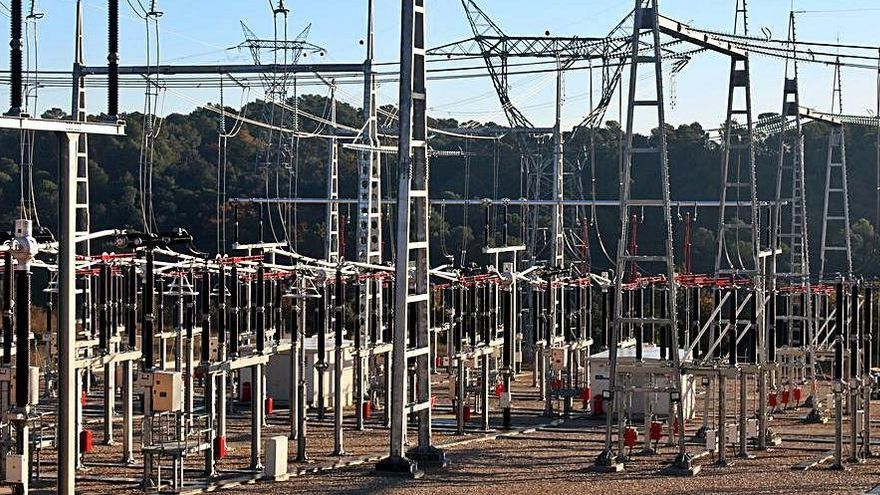 L'Estat manté el ramal de Riudarenes dins la nova planificació elèctrica
