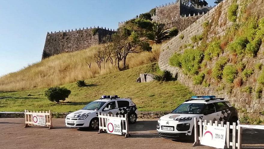 El plan antibotellón llega al fin a Baiona con cinco patrullas