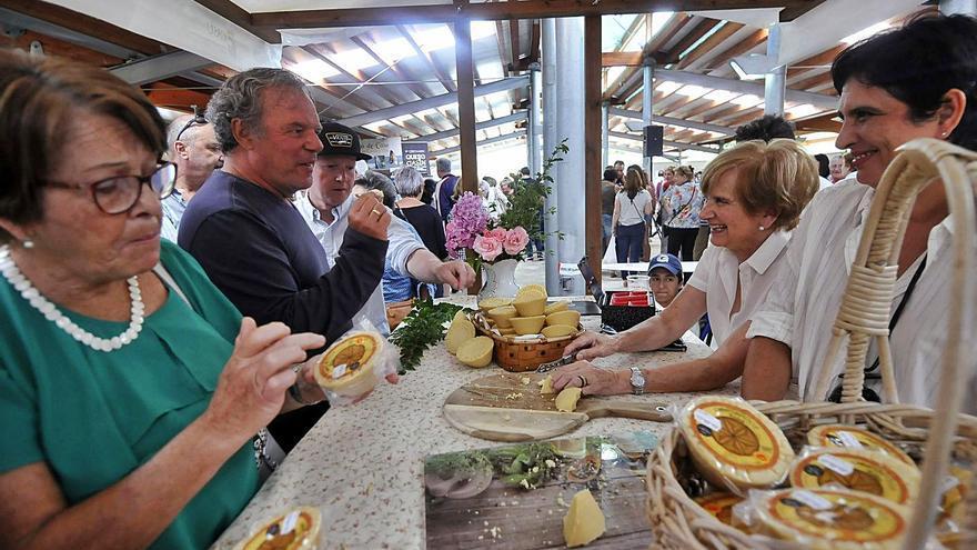 Cancelado el certamen del queso casín, que vuelve a ser fiesta de interés regional
