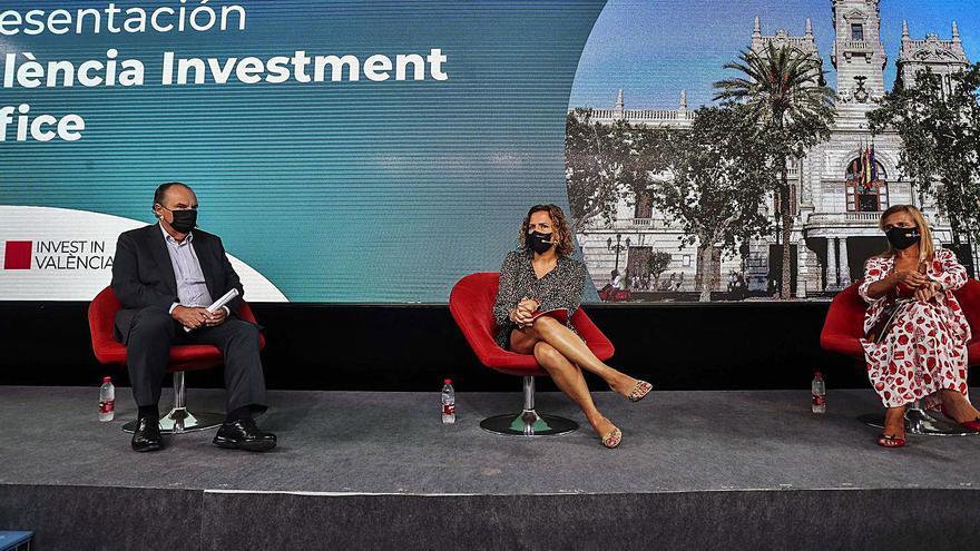 València crea una oficina para competir con Madrid y captar inversiones