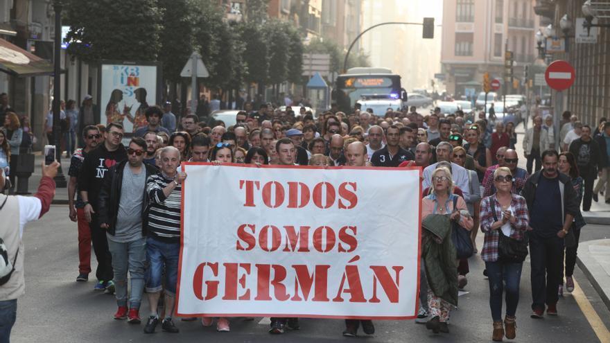 """Uno de los acusados del """"caso Germán"""" pide la prueba del polígrafo para demostrar su inocencia"""