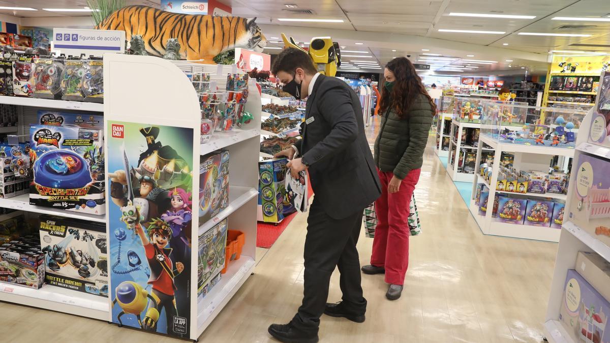 BALEARES.-Coronavirus.- El Govern recomienda compras planificadas e individuales para evitar aglomeraciones en Navidad