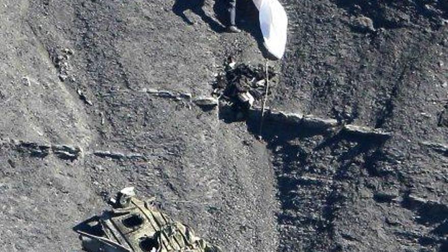 La fiscalia només acusa el copilot de l'avió de la catàstrofede Germanwings