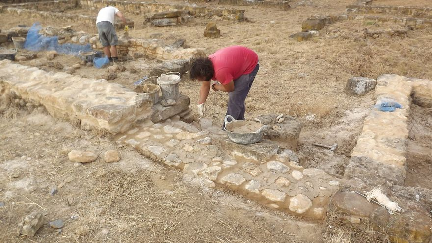 Les excavacions al jaciment Mas Castellar de Pontós posen al descobert un nou assentament ibèric del segle VI aC