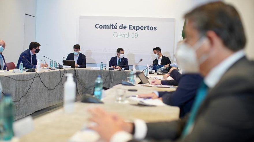 El Comité de Expertos de Andalucía se reúne este jueves para decidir si se relajan más las restricciones desde el 1 de junio
