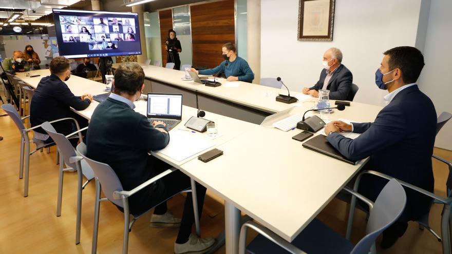 PSOE-Reinicia invita ya a PxE y a Ciudadanos a negociar un cambio de gobierno en Sant Antoni