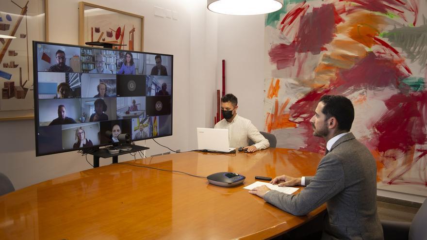 Mislata lidera ante Europa un proyecto juvenil de innovación y nuevas tecnologías