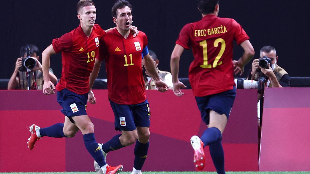 La selección española se enfrenta a Argentina desde las 13 horas en La 1 de TVE.