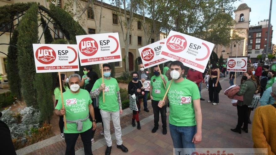 Marea Verde protesta para que Educación no recaiga en la extrema derecha