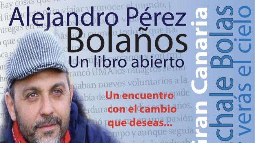 Alejandro Pérez Bolaños presenta su último libro en la ermita de San Pedro Mártir