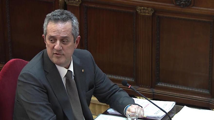 Joaquim Forn dona per acabada la seva activitat política