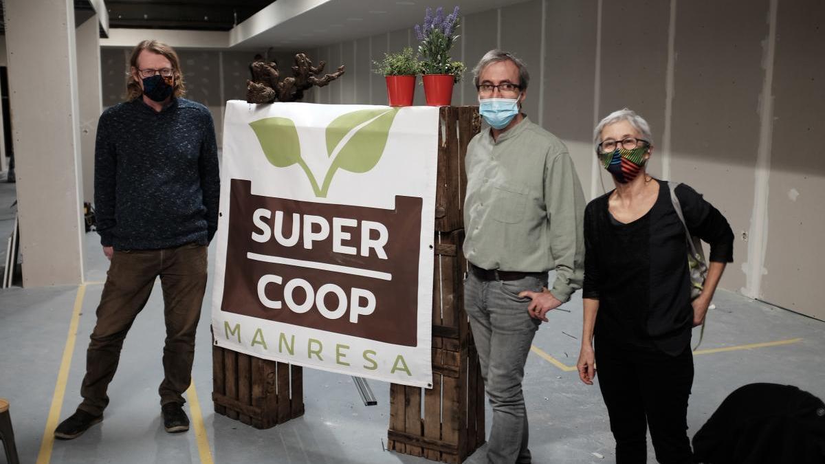El Supercoop de Manresa preveu obrir a començaments de març