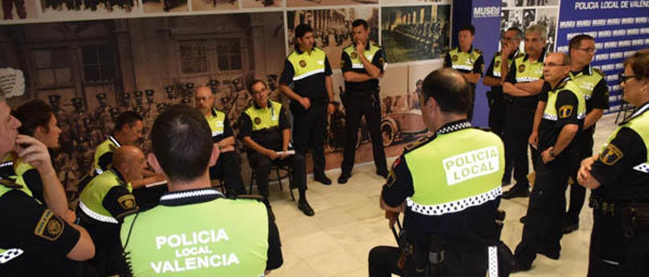 Mediación, la mejor arma de la Policía Local