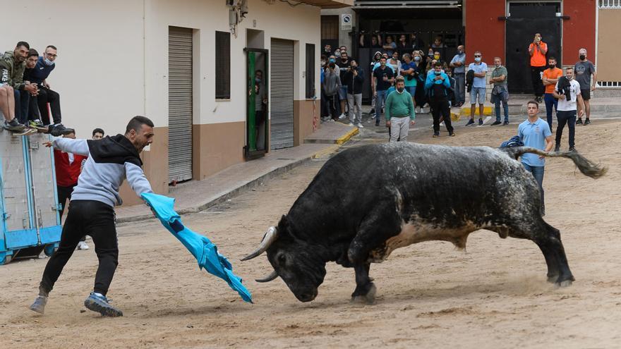 La Vall cierra unas fiestas históricas con nueve toros en tan solo dos días