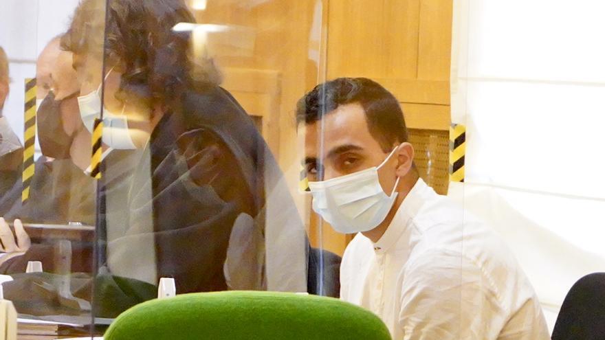 El acusado del crimen de Nava del Rey, condenado a tres años de prisión