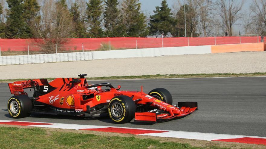 El RACC demana consens per mantenir el campionat del món de Fórmula 1 a Catalunya