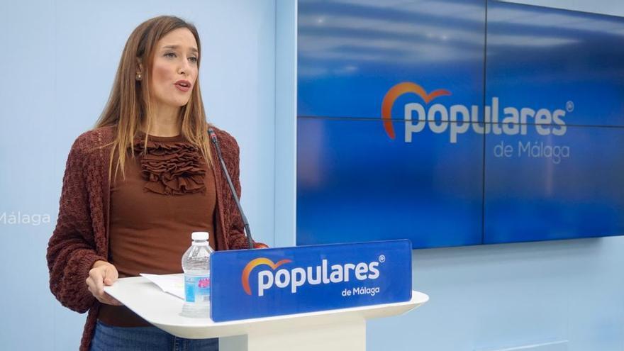 """El PP de Málaga critica que el PSOE """"imponga peajes"""" en las autovías mientras que """"reduce la inversión en carreteras"""""""