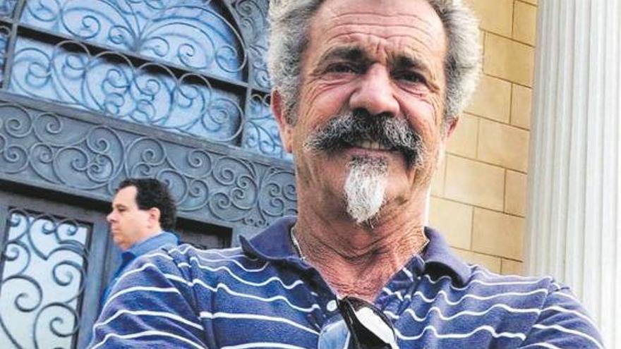 Mel Gibson, en la diana
