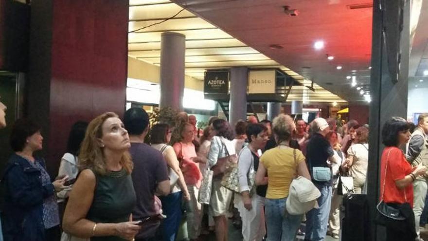 Las Palmas se situó en 2016 entre las provincias con más espectadores en los cines