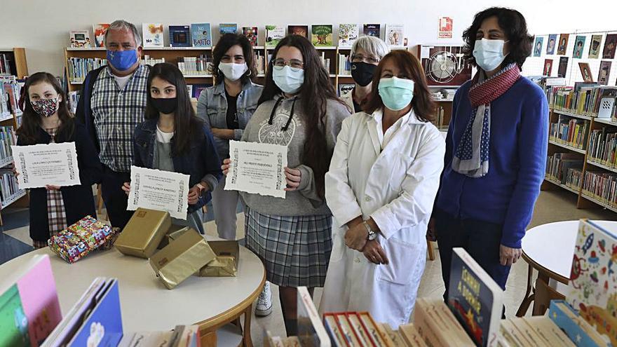 Microrrelatos con premio por el Día del Libro